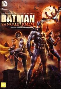 Batman: Sangue Ruim - Poster / Capa / Cartaz - Oficial 3