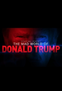 O Mundo Louco de Donald Trump - Poster / Capa / Cartaz - Oficial 2
