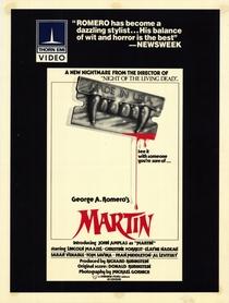 Martin - Poster / Capa / Cartaz - Oficial 14