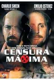 Censura Máxima - Poster / Capa / Cartaz - Oficial 2