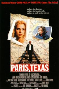 Paris, Texas - Poster / Capa / Cartaz - Oficial 2