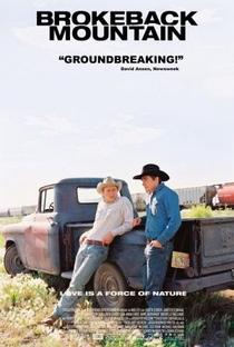O Segredo de Brokeback Mountain - Poster / Capa / Cartaz - Oficial 2