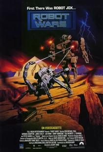 A Guerra dos Robôs - Poster / Capa / Cartaz - Oficial 1