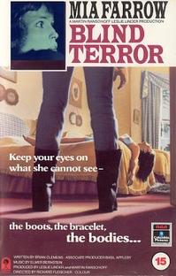 Terror Cego - Poster / Capa / Cartaz - Oficial 7