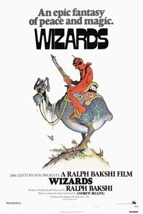 Wizards - Poster / Capa / Cartaz - Oficial 3