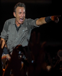 Bruce Springsteen - Rock in Rio V - Poster / Capa / Cartaz - Oficial 3