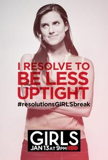 Girls (2ª Temporada) - Poster / Capa / Cartaz - Oficial 3
