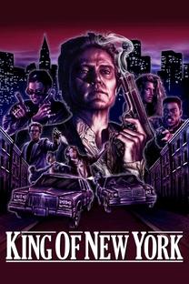 O Rei de Nova York - Poster / Capa / Cartaz - Oficial 8