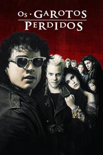 Os Garotos Perdidos - Poster / Capa / Cartaz - Oficial 10