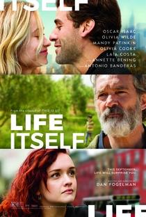A Vida em Si - Poster / Capa / Cartaz - Oficial 2