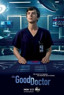 The Good Doctor: O Bom Doutor (3ª Temporada) - Poster / Capa / Cartaz - Oficial 1