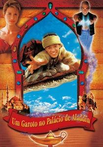 Um Garoto no Palácio de Aladdin - Poster / Capa / Cartaz - Oficial 1