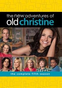 As Novas Aventuras da Velha Christine (5ª Temporada) - Poster / Capa / Cartaz - Oficial 1