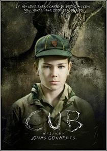 Terror no Acampamento - Poster / Capa / Cartaz - Oficial 3