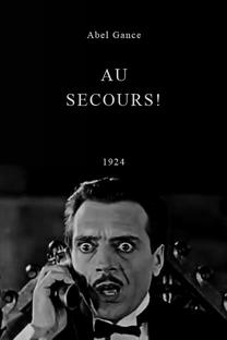 Au Secours! - Poster / Capa / Cartaz - Oficial 1