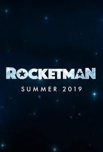 Rocketman - Poster / Capa / Cartaz - Oficial 1