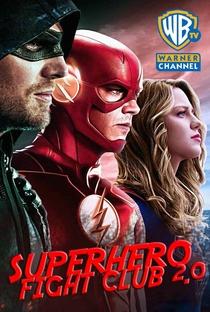 Clube da Luta dos Heróis 2.0 - Poster / Capa / Cartaz - Oficial 1