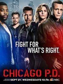 Chicago P.D. Distrito 21 (4ª Temporada) - Poster / Capa / Cartaz - Oficial 2