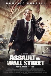 Um Homem Contra Wall Street - Poster / Capa / Cartaz - Oficial 1