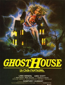 Ghosthouse - A Casa do Horror - Poster / Capa / Cartaz - Oficial 3