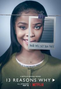 13 Reasons Why (2ª Temporada) - Poster / Capa / Cartaz - Oficial 6