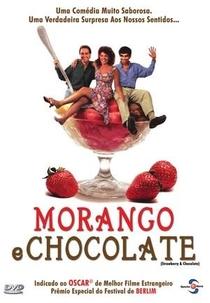 Morango e Chocolate - Poster / Capa / Cartaz - Oficial 6