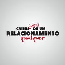 Crises inúteis de um relacionamento qualquer (1° temporada) - Poster / Capa / Cartaz - Oficial 1