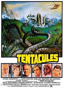 Tentáculos - Poster / Capa / Cartaz - Oficial 2