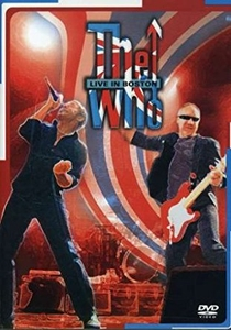 The Who - Live In Boston - Poster / Capa / Cartaz - Oficial 2