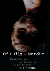 Of Dolls and Murder - Poster / Capa / Cartaz - Oficial 1