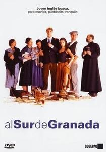 Ao Sul de Granada - Poster / Capa / Cartaz - Oficial 1
