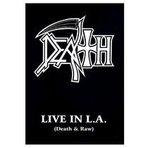 Death: Live in L.A. - Poster / Capa / Cartaz - Oficial 1