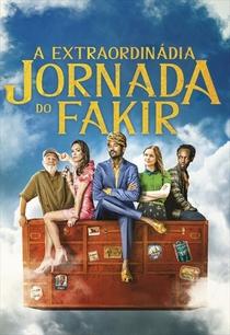 A Extraordinária Jornada do Fakir - Poster / Capa / Cartaz - Oficial 2