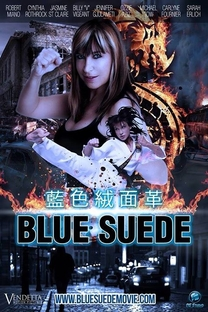 Blue Suede - Poster / Capa / Cartaz - Oficial 2