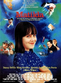 Matilda - Poster / Capa / Cartaz - Oficial 5