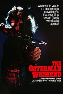 O Casal Osterman - Poster / Capa / Cartaz - Oficial 1