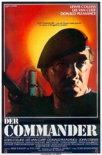 Commander - O Último Soldado Americano - Poster / Capa / Cartaz - Oficial 2