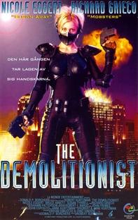 A Demolidora - Poster / Capa / Cartaz - Oficial 3