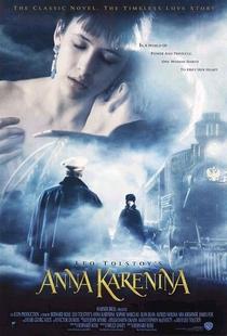 Anna Karenina   - Poster / Capa / Cartaz - Oficial 1