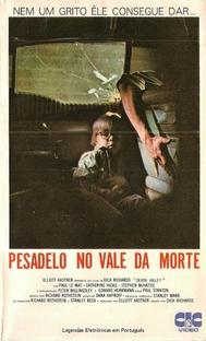 Pesadelo No Vale da Morte - Poster / Capa / Cartaz - Oficial 2