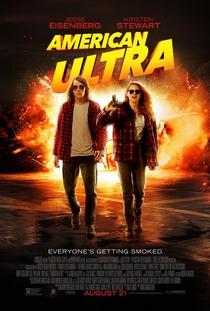 American Ultra - Armados e Alucinados - Poster / Capa / Cartaz - Oficial 2