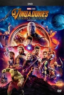Vingadores: Guerra Infinita - Poster / Capa / Cartaz - Oficial 41