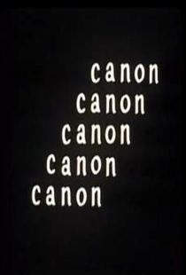 Canon - Poster / Capa / Cartaz - Oficial 1