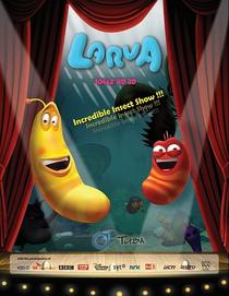 Larva (1ª Temporada) - Poster / Capa / Cartaz - Oficial 1