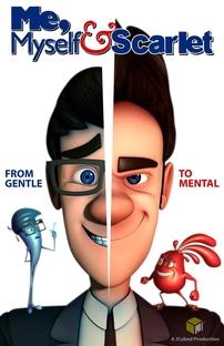 Cérebro Dividido - Poster / Capa / Cartaz - Oficial 1