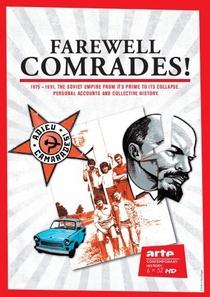 Adeus, Camaradas - Poster / Capa / Cartaz - Oficial 3