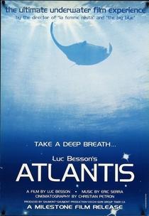 Atlantis - Um mundo além das palavras - Poster / Capa / Cartaz - Oficial 2