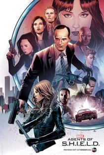 Agentes da  S.H.I.E.L.D. (3ª Temporada) - Poster / Capa / Cartaz - Oficial 2