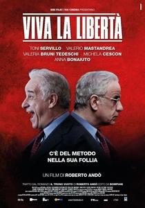 Viva a Liberdade - Poster / Capa / Cartaz - Oficial 3