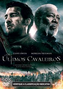 Os Últimos Cavaleiros  - Poster / Capa / Cartaz - Oficial 4